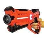 lasergame wapen kinderfeestje
