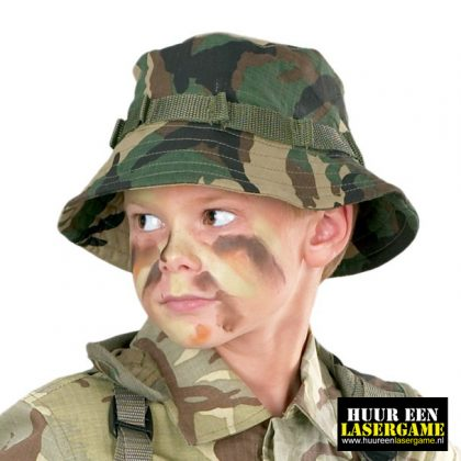 camouflage smink