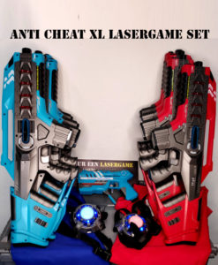Lasergame set huren anti cheat