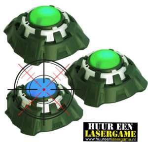 lasergame target set huren